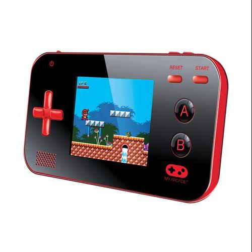 Dreamgear DG-DGUN-2889 My Arcade Portable W/220 Games Red/black