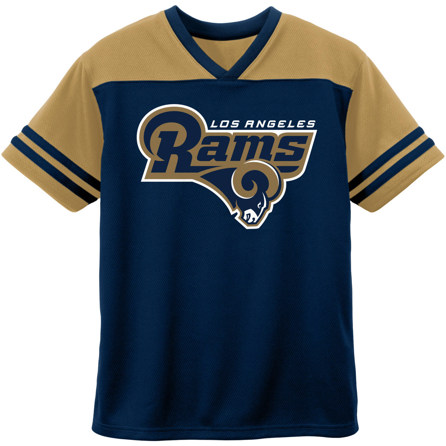 NFL Los Angeles Rams Youth Short Sleeve Graphic Tee