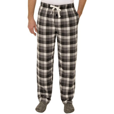 Pant Dorm Flannel (Fruit of the Loom Men's Flannel Sleep Pant )