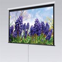 Draper DR-207008 50 x 66.5 in. 4-3 NTSC Video Format Matte White Luma Screen