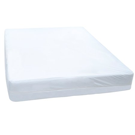 Remedy Bed Bug Dust Mite Box Spring Protector Walmart Com