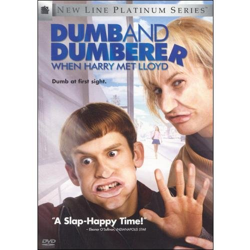 DUMB & DUMBERER-WHEN HARRY MET LLOYD (DVD/SPAN-SUB)