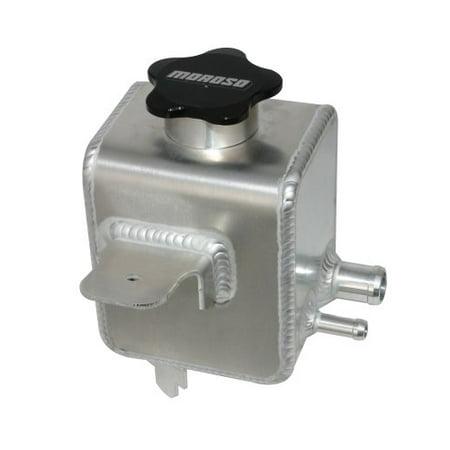 Moroso 63491 Power Steering Tank For Mustang Moroso Dry Sump Breather Tank