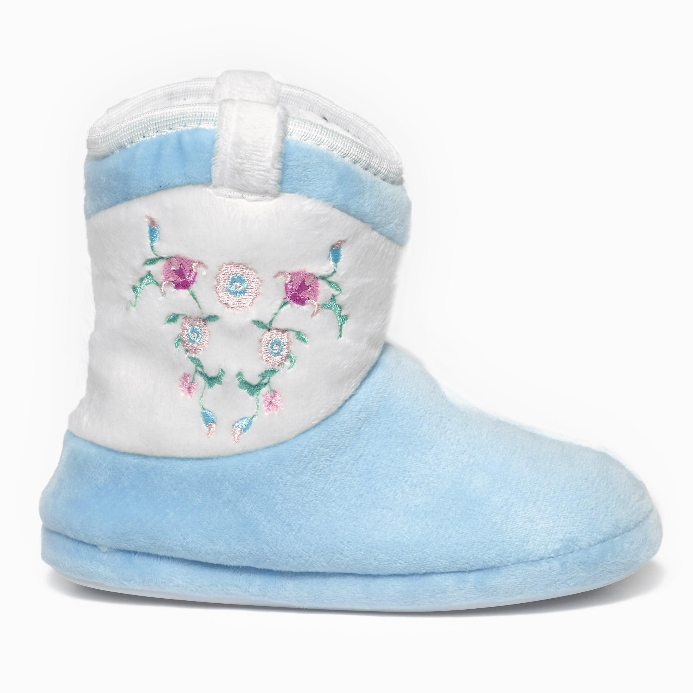 Western Cowgirl Slipper Boots - Walmart