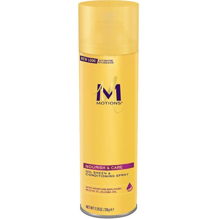 - Motions Oil Sheen and Conditioning Spray, 11.25 Oz