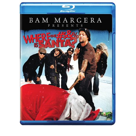 Bam Margera Presents: Where the #$&% Is Santa? (Blu-ray) - The Flinstones Bam Bam