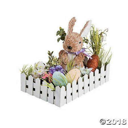 Vintage Easter Centerpiece - Easter Centerpieces