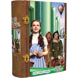 The Wizard of Oz Emerald City - 1000 Piece Jigsaw Puzzle - Masterpieces ()