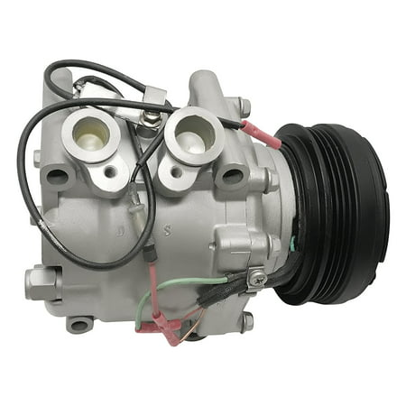 RYC Remanufactured AC Compressor and A/C Clutch GG560 Fits 1994, 1995, 1996, 1997, 1998, 1999, 2000 Honda Civic 1.6L 1995 Honda Civic Hood