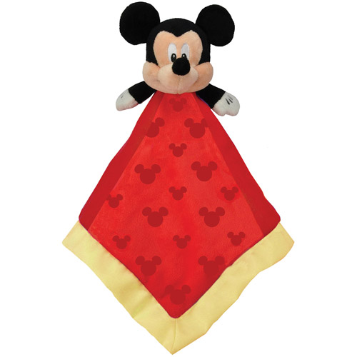 Disney Baby Mickey Mouse Doll with Blanket by Kids Preferred