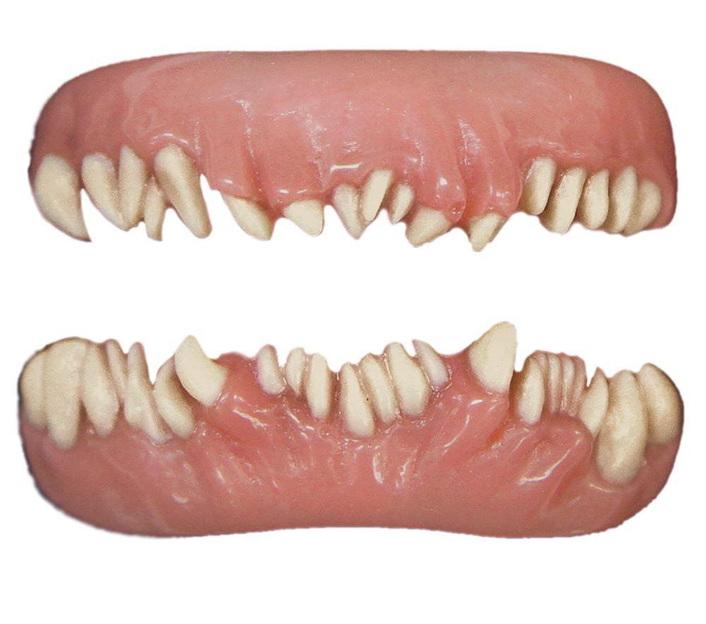 Tinsley Transfers FX Invasion Fake Teeth - Walmart.com ...