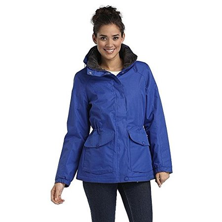 Zeroxposur Zeroxposur Women S Hooded Rain Coat Jacket