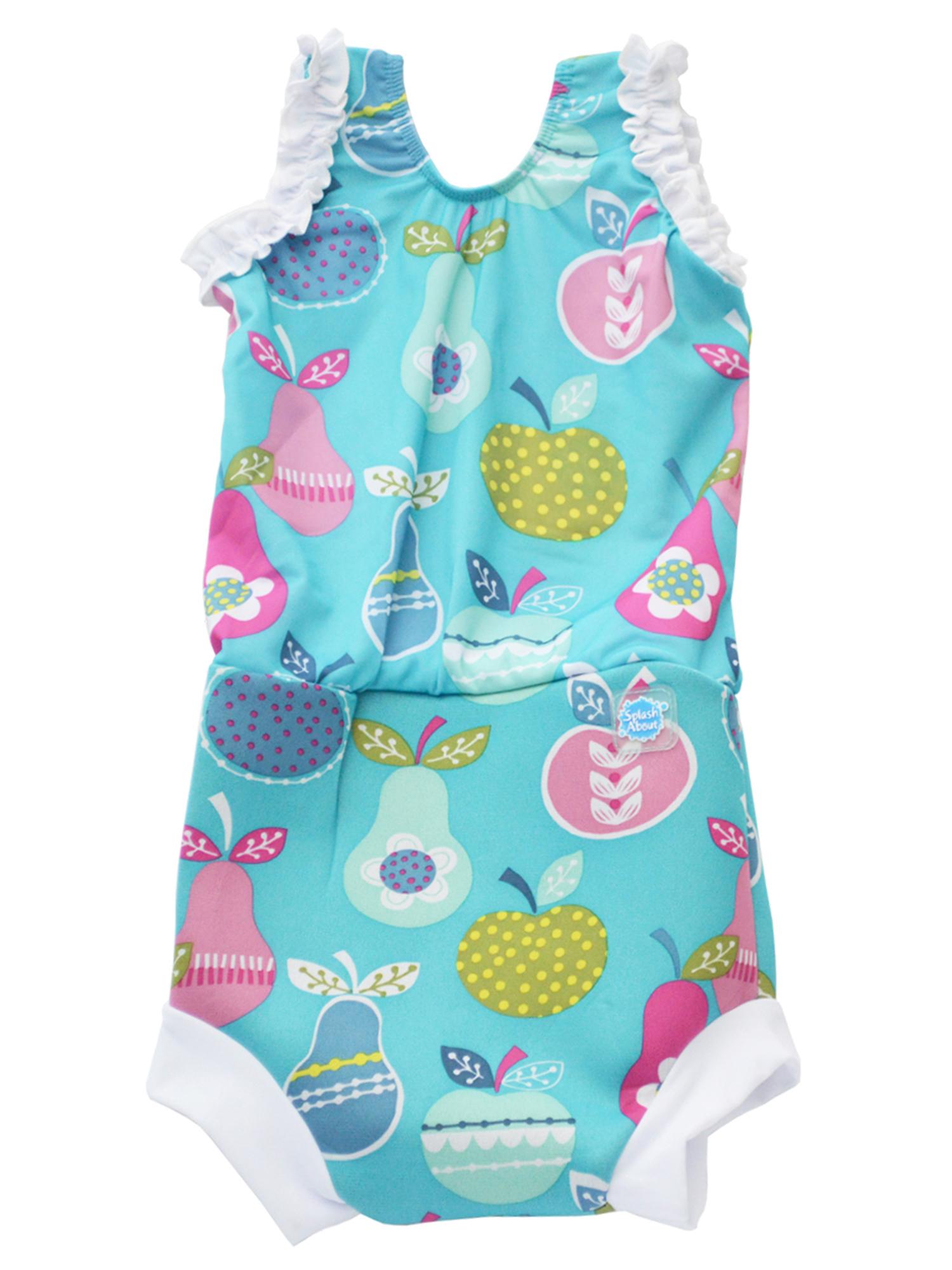 Happy Nappy Diaper Swimsuit Tutti Frutti Large 6-14 Months
