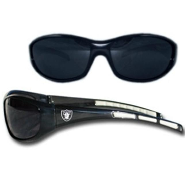Oakland Raiders Sunglasses - Wrap - image 1 de 1