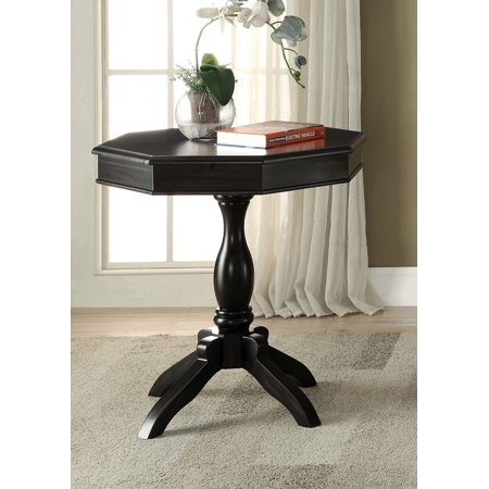 Furniture of America Milah Octagon Accent Table, Multiple