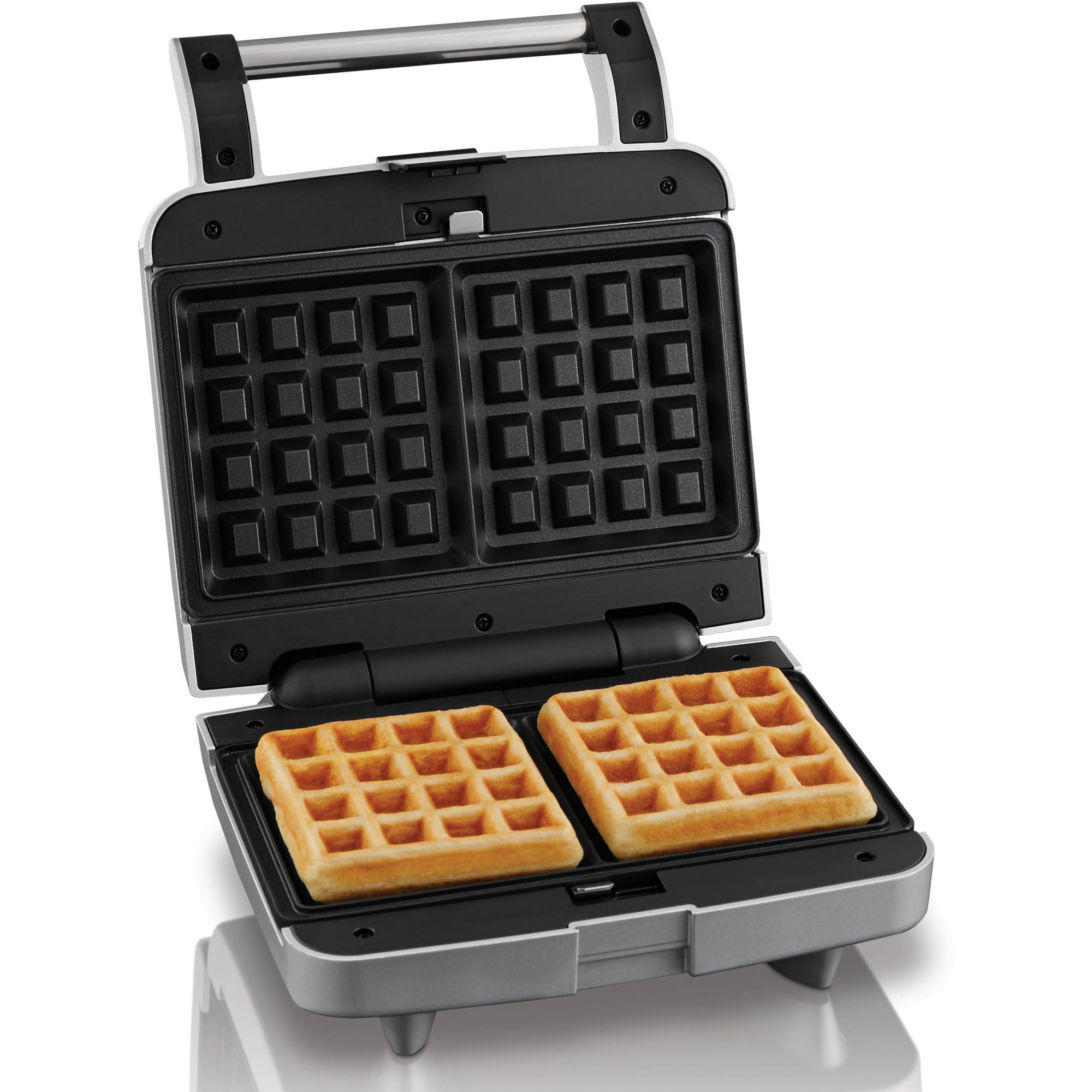 Electric Waffle Maker ~ Electric grills skillets walmart