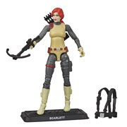 G.I. Joe Retro Collection Scarlett Collectible Figure
