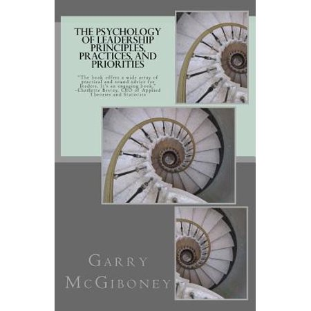 The Psychology of Leadership Principles, Practices, and Priorities (Paperback) The negative determinants that come from a leader who has a callous disregard for employees or who is ego-based and detached from employees or who cannot make decisions are often the same leaders who fail to see their faults and short-comings. Descriptions of leaders and their behaviors are central to better understanding why boards cannot misstep when choosing a leader and why leaders must understand their role in organizational leadership and leadership accountability. Furthermore, this book includes research and case studies that offer valuable tools and lessons for leaders. Many people and students of leadership look at examples in the business world and in business-related articles and books to glean information about good leadership to more easily recognize flawed leadership, but seldom will business leaders and non-education entities look at examples of flawed leadership in education and non-profit settings as a learning tool. This book offers lessons for anyone interested in leadership by exploring multiple types of organizations. But there is something else to offer here, too. Any discussion about the determinants of destructive leadership would not be complete without also including what works. Destructive leaders, boards, and organizations are not necessarily lost causes. There are  antidotes  to the poison of destructive leadership. Sometimes the antidote is disproportionate to the number of determinants to counteract the effects; for example, it takes a steady and long-term  dose  of servant leadership to counteract the destructive effects and aftereffects of dictatorial leadership. The examples in this book of leadership and governance, including both destructive and effective leadership, come from several sources. There are 500 references and over 50 case studies analyzed to illustrate leadership points. Some of the case studies are troubling and some are reassuring. Some c