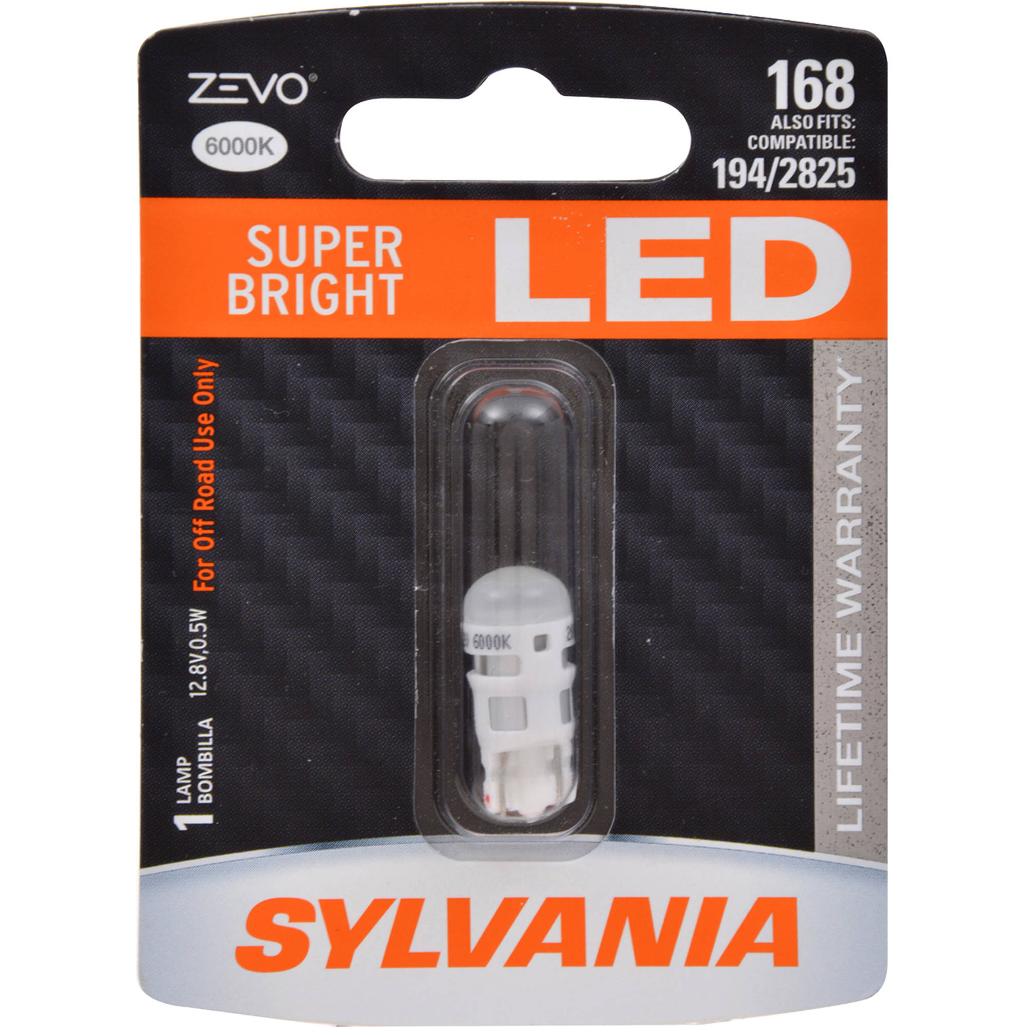 . Sylvania 168 ZEVO LED Bulb   Walmart com