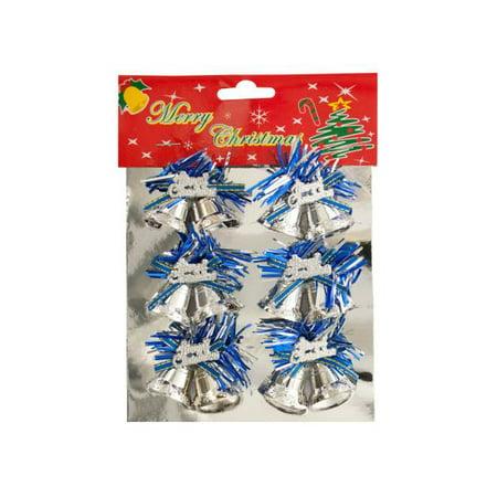 Shower Curtains christmas shower curtains walmart : Christmas Bells Decoration - Set of 13 - Walmart.com