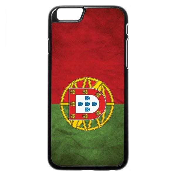 Portugal Flag iPhone 6 Case