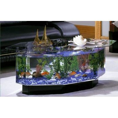 Aqua Coffee Table 28 Gallon Aquarium Walmartcom