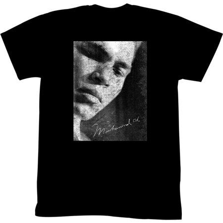 Muhammad Ali Remember Adult T Shirt Tee