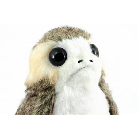 Star Wars Porg Deluxe Plush with Sound and Motion