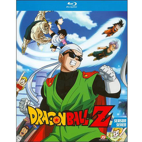 Dragon Ball Z: Season 7 (Blu-ray) (Japanese)