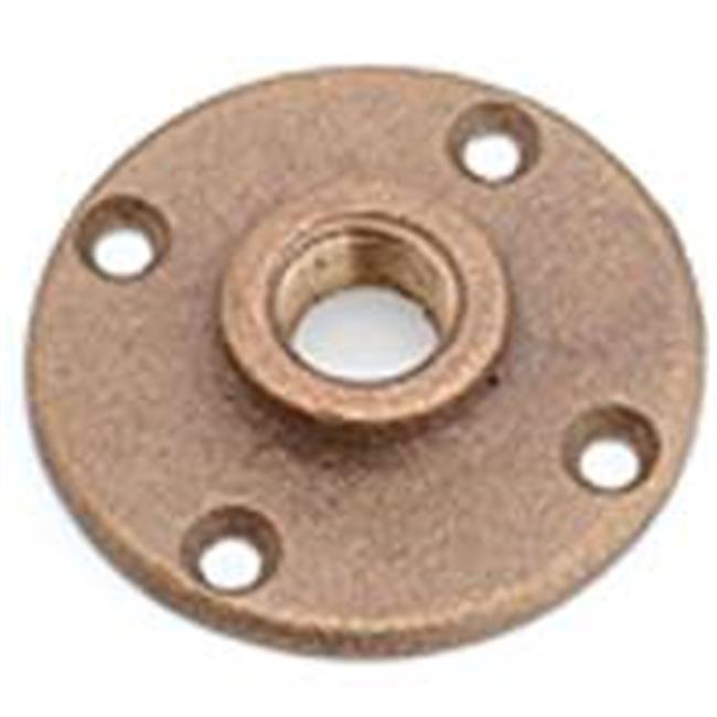 Anderson Metal 38151-12 .75 In. Brass Floor Flange