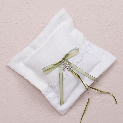 Weddingstar 6182 Celtic Charm Square Ring Pillow