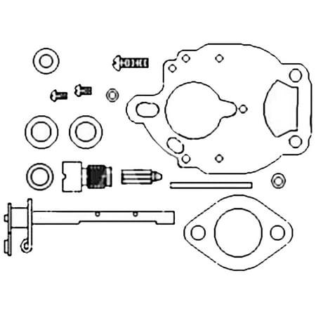 ZCK17 New Basic Carburetor Kit Made for Allis Chalmers