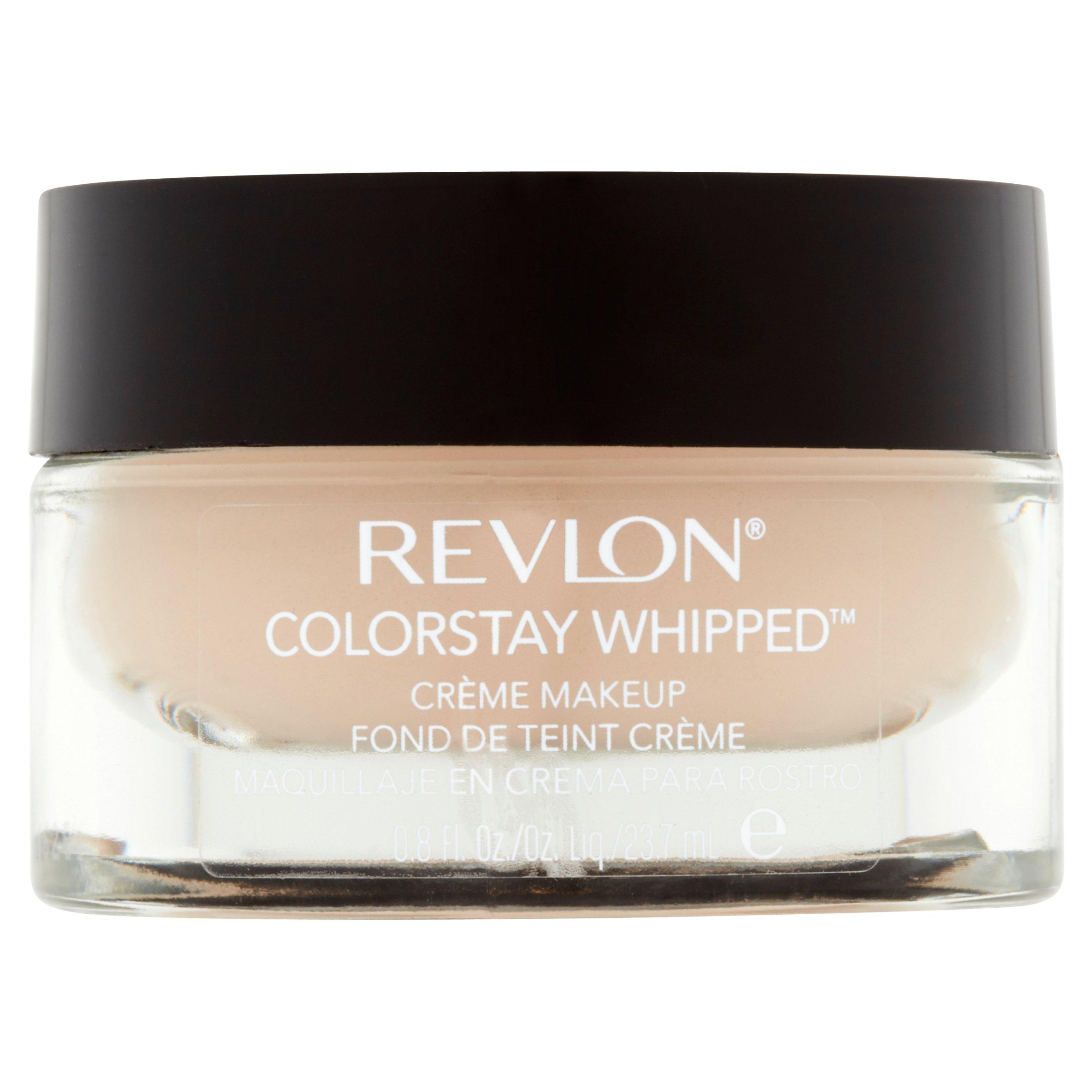 Revlon Colorstay Whipped 220 Nude Crème Makeup, 0.8 fl oz
