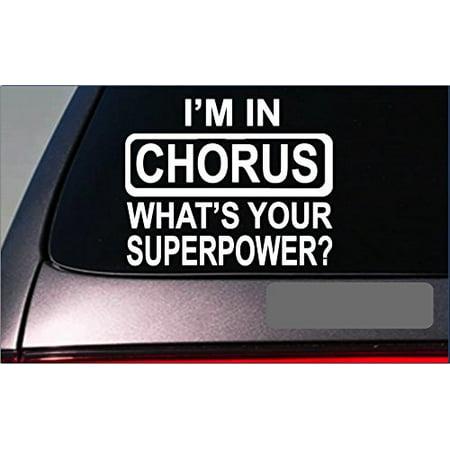 Chorus Superpower *G372* 8
