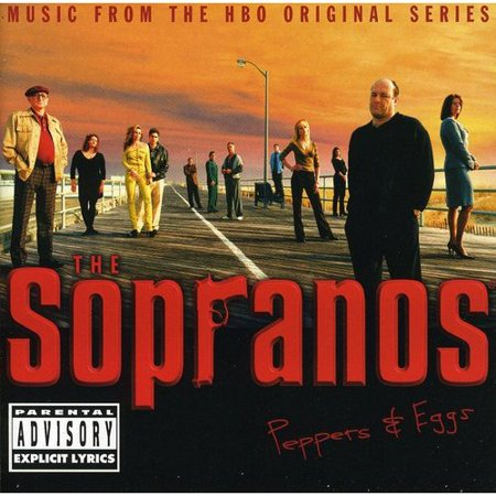 PEPPERS & EGGS was nominated for the 2002 Grammy Award for Best Compilation Soundtrack Album For A Motion Picture, Television Or Other Visual Media.<BR>For the second installment of songs from his hit series, SOPRANOS creator David Chase once again casts his net far and wide in compiling a fascinating cross-section of artists.  Kicking off with an inspired fusion of the Police's creepy stalker ode