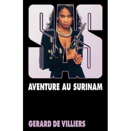 SAS 71 Aventure au Surinam - eBook (Surinam Cherry)