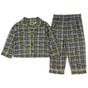 DC Comics Little Boys' Flannel Pajama Set