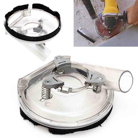 Dust Shroud Kit Dry Grinding Dust Cover for 4