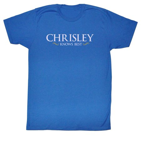 Chrisley Knows Best Tv Series Reality Show Logo Adult T Shirt Tee
