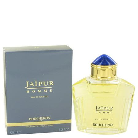 Boucheron Jaipur Eau De Toilette Spray for Men 3.4 oz