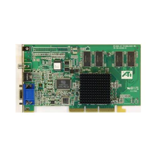 Refurbished-ATI 109-63200-00 32MB AGP with TV out. 109-63200-00