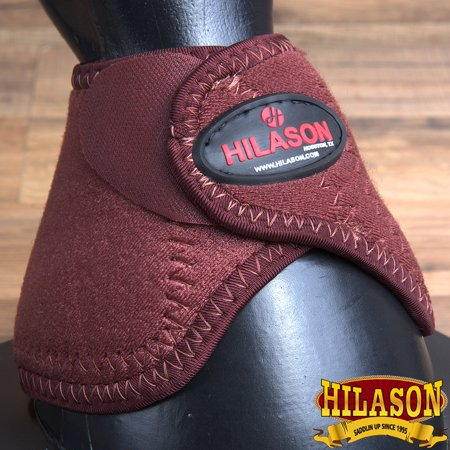 HILASON WESTERN HORSE LEG PROTECTION NO TURN BELL BOOTS PAIR ALL COLOR