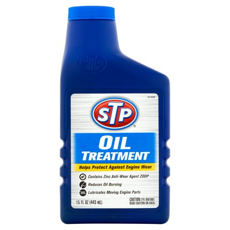 STP Oil Treatment, 15 fluid ounces, 8262, Oil