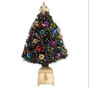WalterDrake   Fiber Optic Christmas Tree by Northwoods Greenery        XL