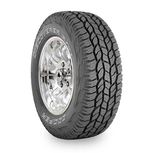 Cooper Tire CPR90000019983 Cooper Discoverer A-T3 All Terrain Tire - LT265-70R18 LRE-10 Ply
