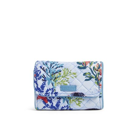Iconic RFID Riley Compact Wallet
