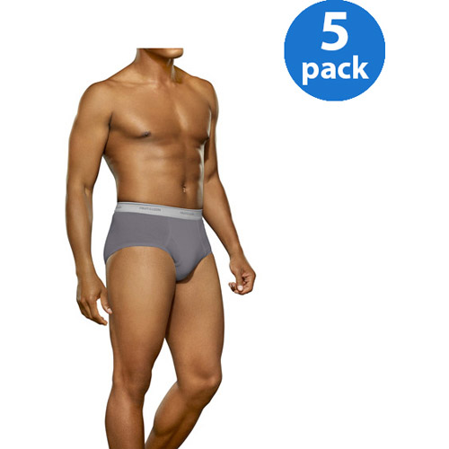 Fruit of the Loom Men's Assorted Briefs, 5-Pack