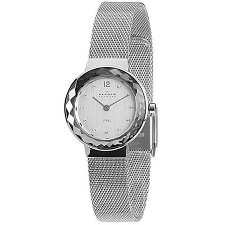 Skagen Leonora Mesh Ladies Watch 456SSS ()
