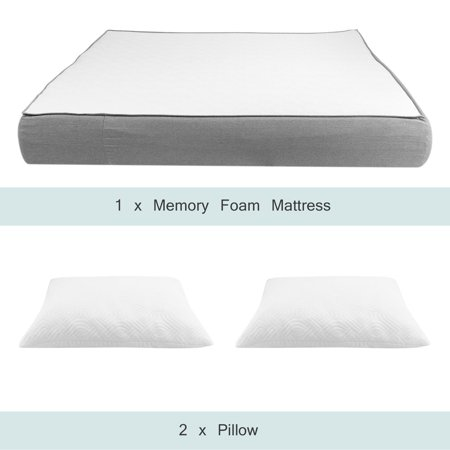 king size memory foam mattress pad Memory Foam Mattress King Size Ergonomic Comfortable Sleeping  king size memory foam mattress pad