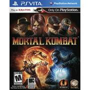 Mortal Kombat PlayStation Vita